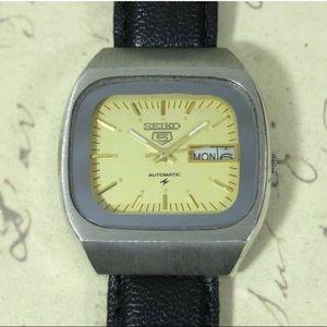 Vintage Seiko (1979-1983) Automatic Watch